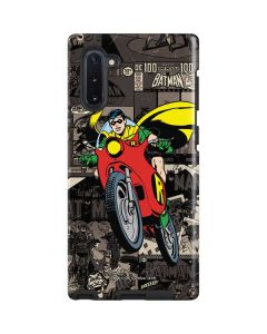 Robin Mixed Media Galaxy Note 10 Pro Case