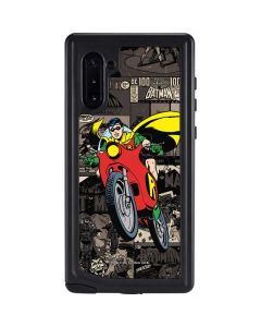 Robin Mixed Media Galaxy Note 10 Waterproof Case