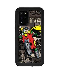 Robin Mixed Media Galaxy S20 Plus Waterproof Case