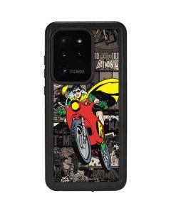 Robin Mixed Media Galaxy S20 Ultra 5G Waterproof Case
