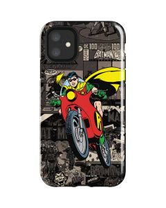 Robin Mixed Media iPhone 11 Impact Case