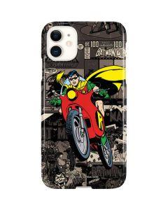 Robin Mixed Media iPhone 11 Lite Case