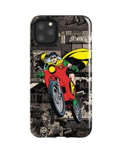 Robin Mixed Media iPhone 11 Pro Max Impact Case