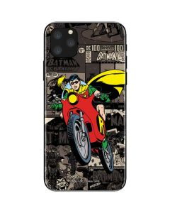 Robin Mixed Media iPhone 11 Pro Max Skin