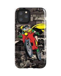 Robin Mixed Media iPhone 11 Pro Impact Case
