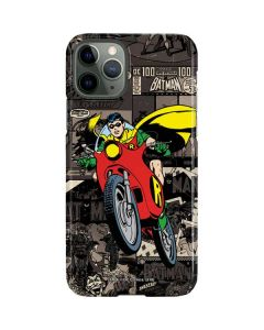 Robin Mixed Media iPhone 11 Pro Lite Case