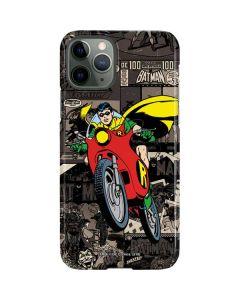 Robin Mixed Media iPhone 11 Pro Lite Case