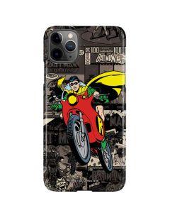 Robin Mixed Media iPhone 11 Pro Max Lite Case