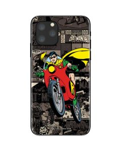 Robin Mixed Media iPhone 11 Pro Skin