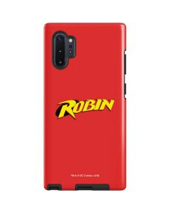 Robin Official Logo Galaxy Note 10 Plus Pro Case