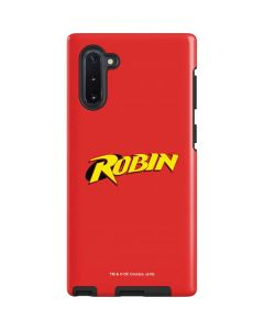Robin Official Logo Galaxy Note 10 Pro Case