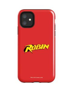 Robin Official Logo iPhone 11 Impact Case