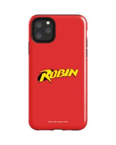 Robin Official Logo iPhone 11 Pro Max Impact Case