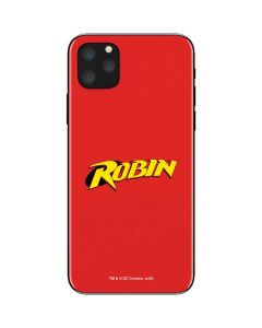 Robin Official Logo iPhone 11 Pro Max Skin