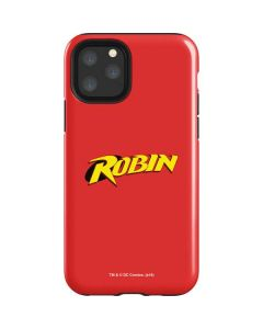 Robin Official Logo iPhone 11 Pro Impact Case
