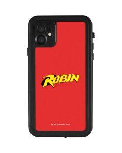 Robin Official Logo iPhone 11 Waterproof Case