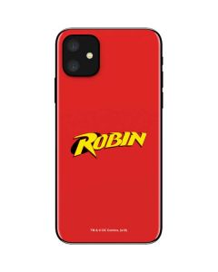Robin Official Logo iPhone 11 Skin