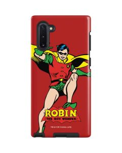 Robin Portrait Galaxy Note 10 Pro Case