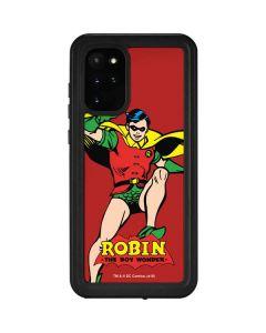 Robin Portrait Galaxy S20 Plus Waterproof Case