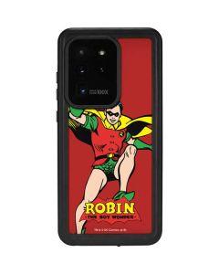 Robin Portrait Galaxy S20 Ultra 5G Waterproof Case