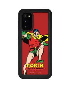 Robin Portrait Galaxy S20 Waterproof Case