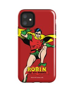 Robin Portrait iPhone 11 Impact Case