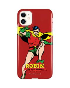Robin Portrait iPhone 11 Lite Case