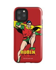 Robin Portrait iPhone 11 Pro Impact Case