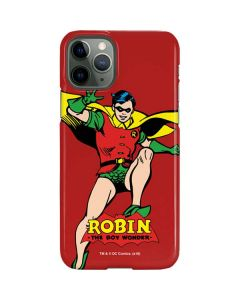 Robin Portrait iPhone 11 Pro Lite Case