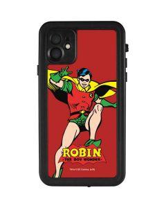 Robin Portrait iPhone 11 Waterproof Case
