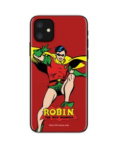 Robin Portrait iPhone 11 Skin