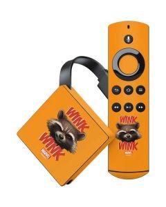 Rocket Raccoon Amazon Fire TV Skin