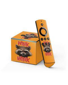 Rocket Raccoon Fire TV Cube Skin