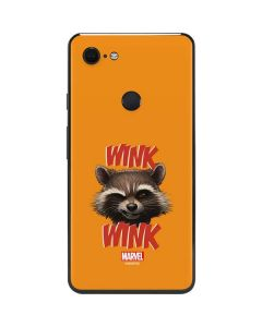 Rocket Raccoon Google Pixel 3 XL Skin