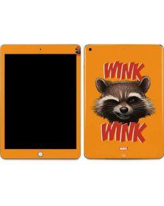 Rocket Raccoon Apple iPad Skin