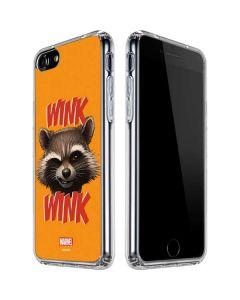 Rocket Raccoon iPhone SE Clear Case