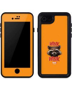 Rocket Raccoon iPhone SE Waterproof Case
