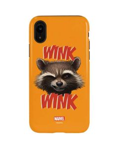 Rocket Raccoon iPhone XR Pro Case