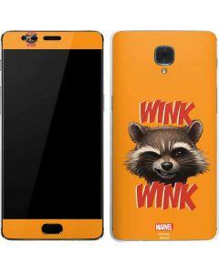 Rocket Raccoon OnePlus 3 Skin