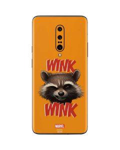 Rocket Raccoon OnePlus 7 Pro Skin