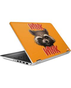 Rocket Raccoon HP Pavilion Skin