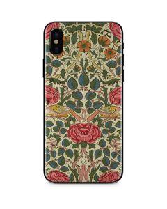 Rose by William Morris iPhone 8 Skin