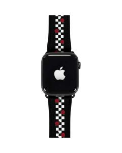 Rose Checkerboard Apple Watch Case