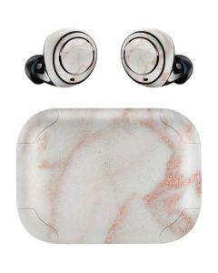 Rose Gold Marble Amazon Echo Buds Skin