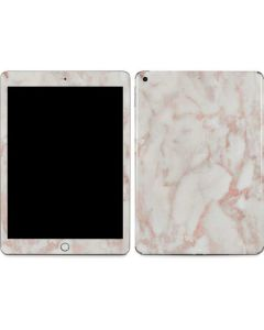 Rose Gold Marble Apple iPad Skin