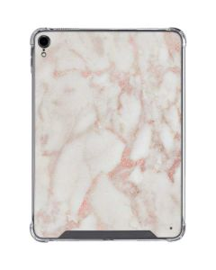 Rose Gold Marble iPad Pro 11in (2018-19) Clear Case