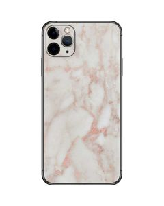 Rose Gold Marble iPhone 11 Pro Max Skin