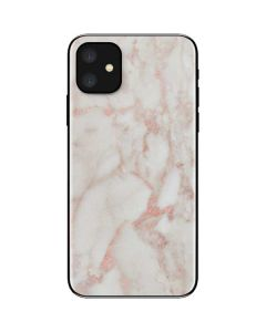 Rose Gold Marble iPhone 11 Skin