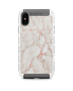 Rose Gold Marble iPhone X/XS Cargo Case