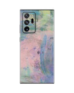 Rose Quartz & Serenity Abstract Galaxy Note20 Ultra 5G Skin